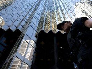 La tour de la Banque Royale à Toronto