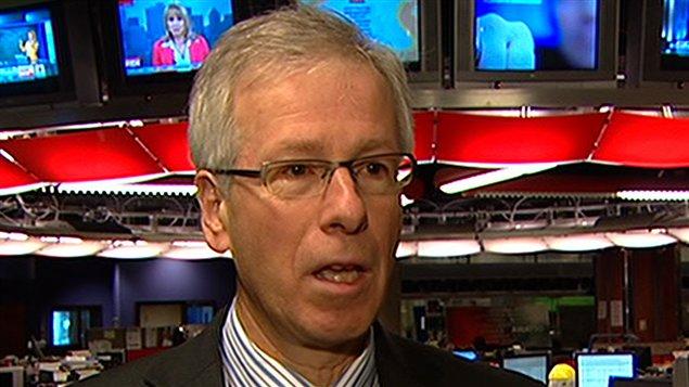 Stéphane Dion, député libéral de Saint-Laurent-Cartierville