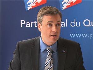 Marc Tanguay candidat PLQ dans LaFontaine