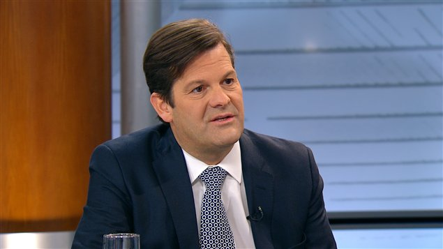 Pierre Beaudoin, ancien PDG de Bombardier.