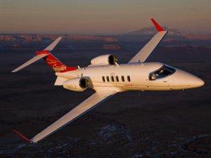 Le Learjet 40 XR de Bombardier