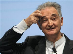 Jacques Attali (archives)