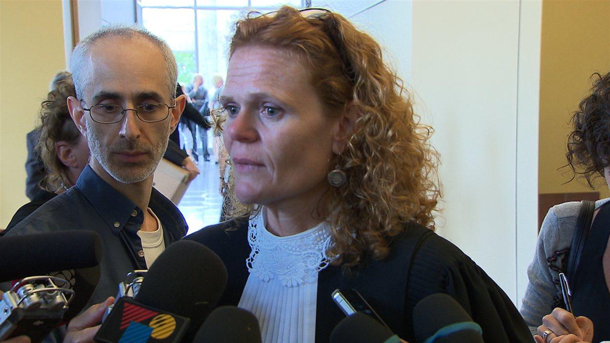 La procureure Claudia Carbonneau (archives)