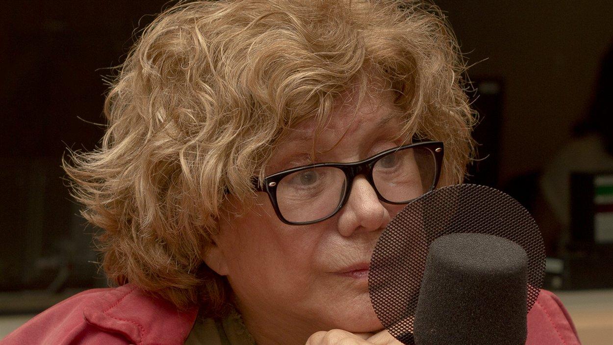©Radio-Canada/Olivier Lalande |  La metteure en scène Denise Filiatrault