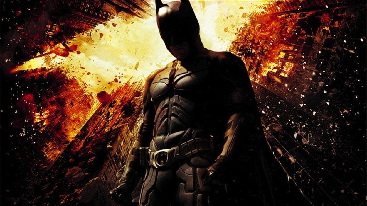 Affiche du film L'ascension du chevalier noir