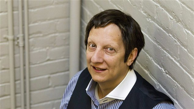L'auteur et metteur en scène Robert Lepage.