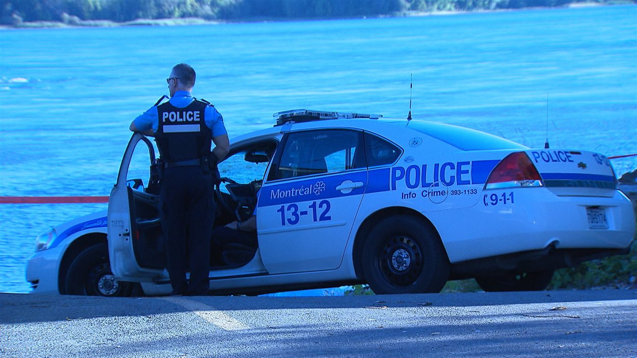 Le deuxième corps a été retrouvé à la hauteur de l'arrondissement de Lachine.