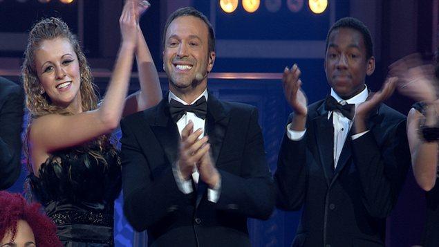 Joël Legendre anime le 27e gala des prix Gémeaux.