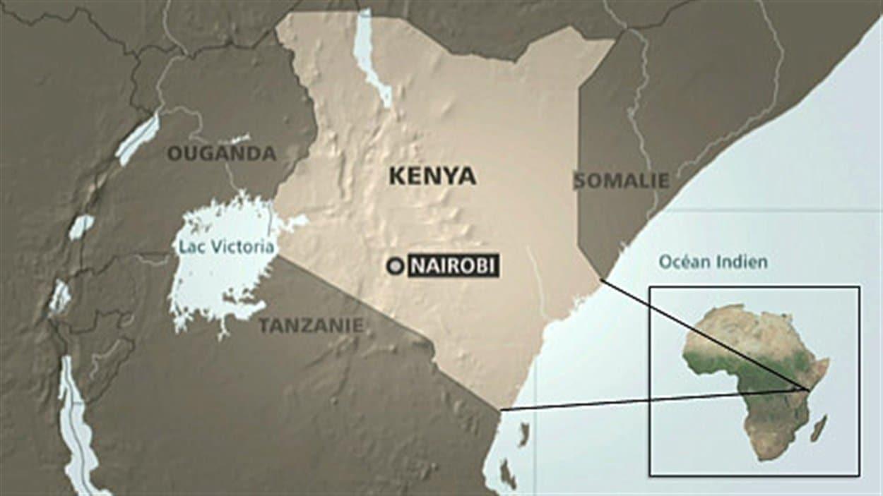 carte-afrique-kenya
