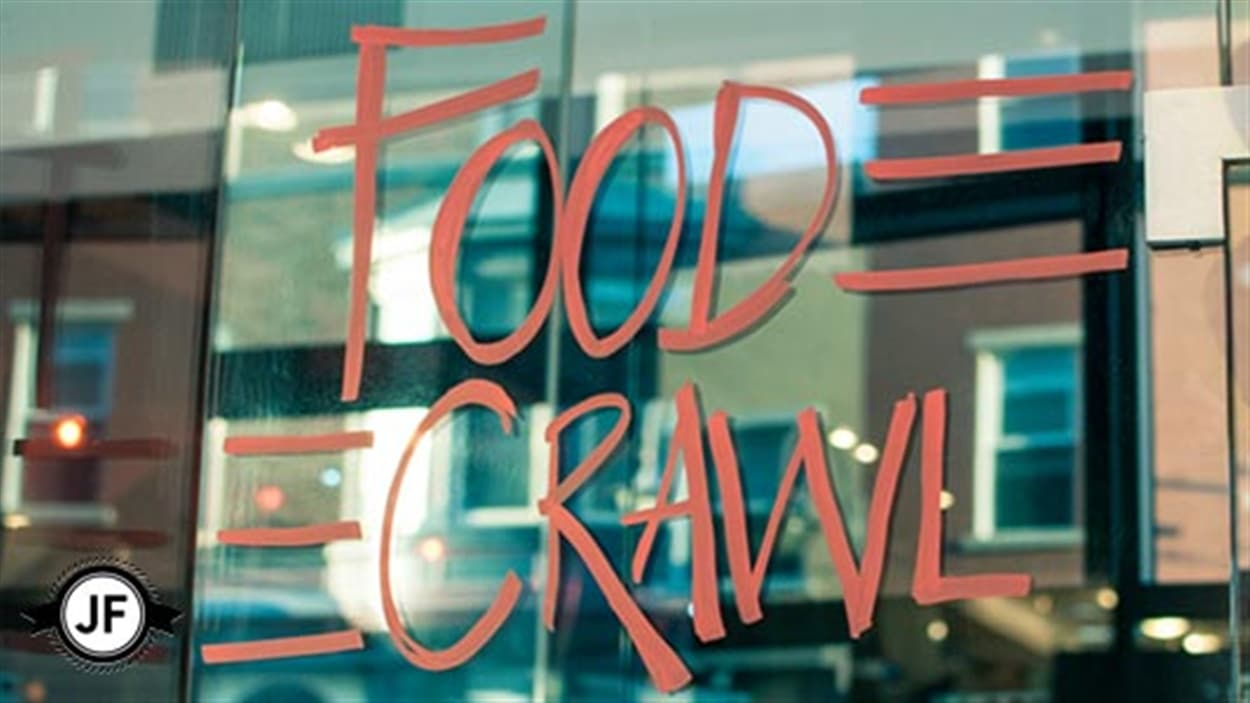 Le Foodcrawl de Québec