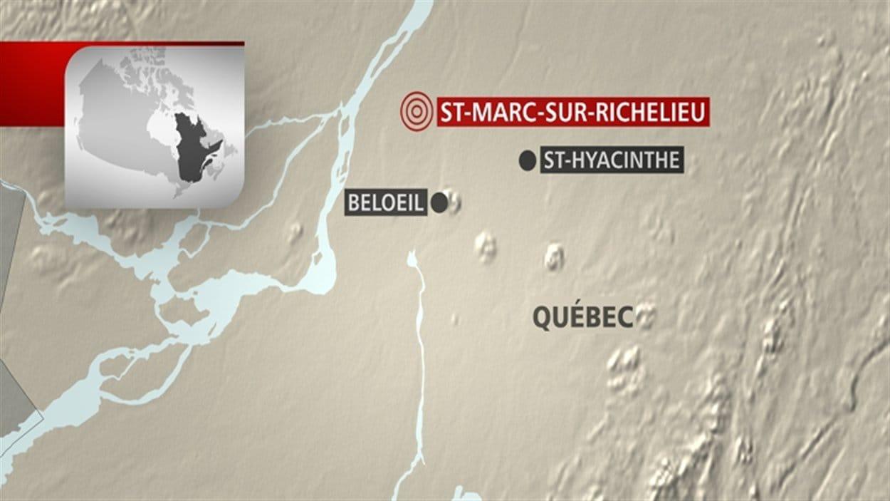 Saint-Marc-sur-Richelieu