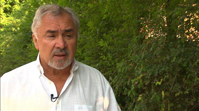 Pierre Bibeau, ancien organisateur en chef du PLQ