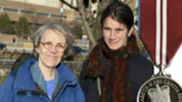 Linda Gibbons et Mary Wagner
