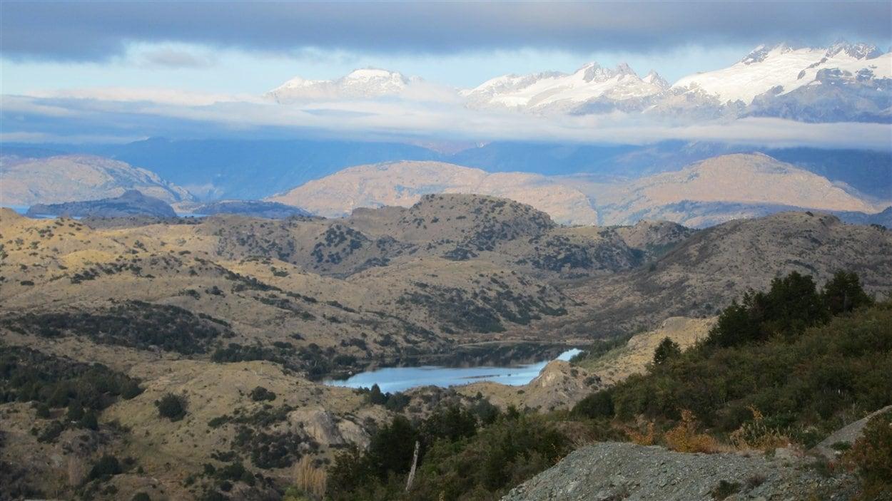 Au loin les Andes