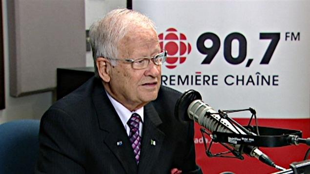 Jean-Marc Lalonde, ancien député provincial de Glengarry-Prescott-Russell.