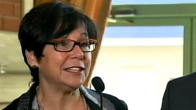 La ministre déléguée à la Politique industrielle, Élaine Zakaïb