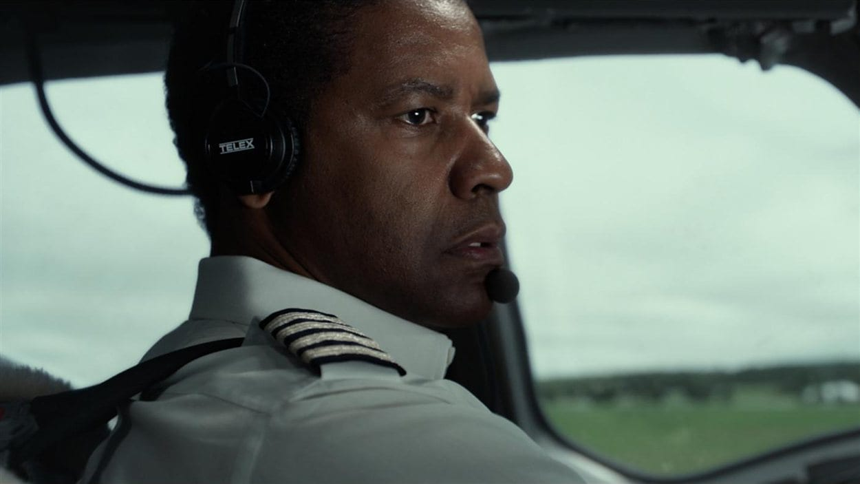 Denzel Washington dans Flight