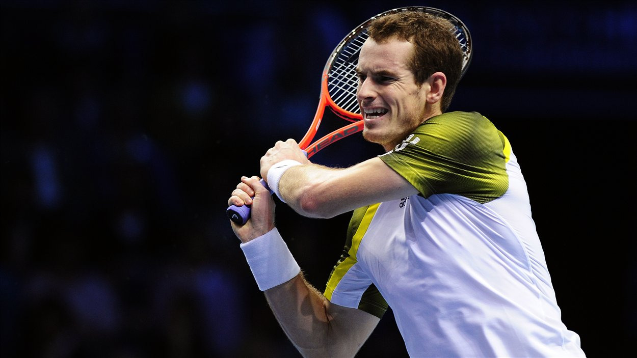 Andy Murray à Londres