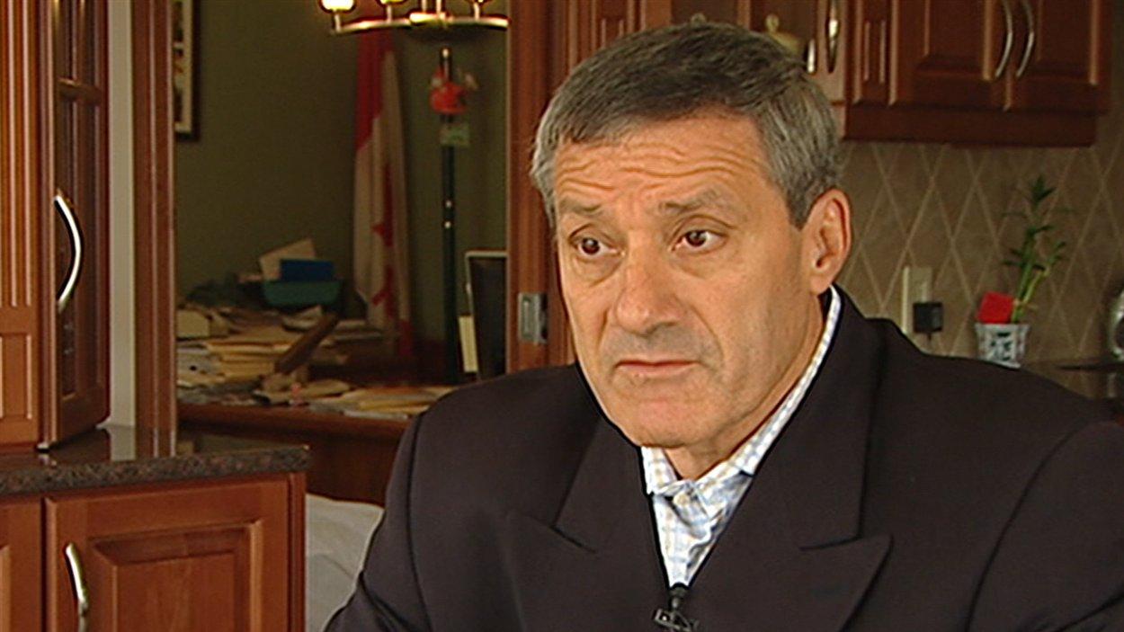 L'ancien député libéral fédéral et ex-maire de Kirkland Nick Discepola