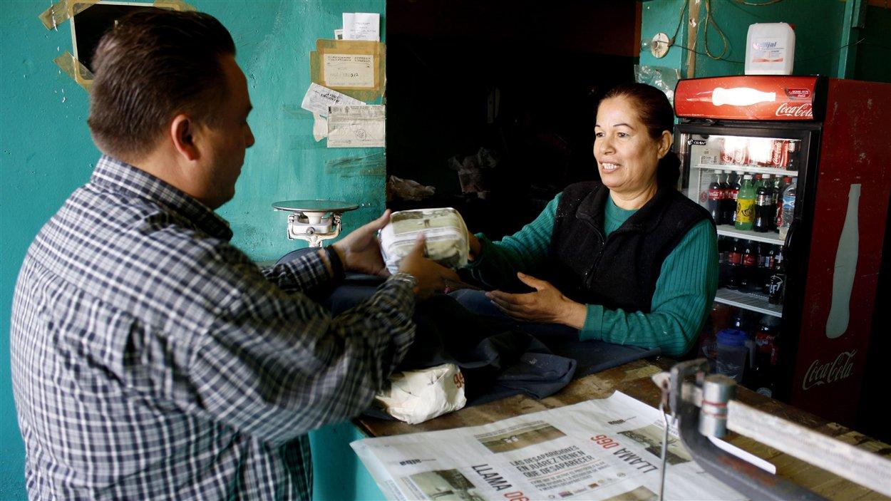 Un État du Mexique a décidé d'imprimer les photos des enfants et femmes disparus sur les paquets de tortillas