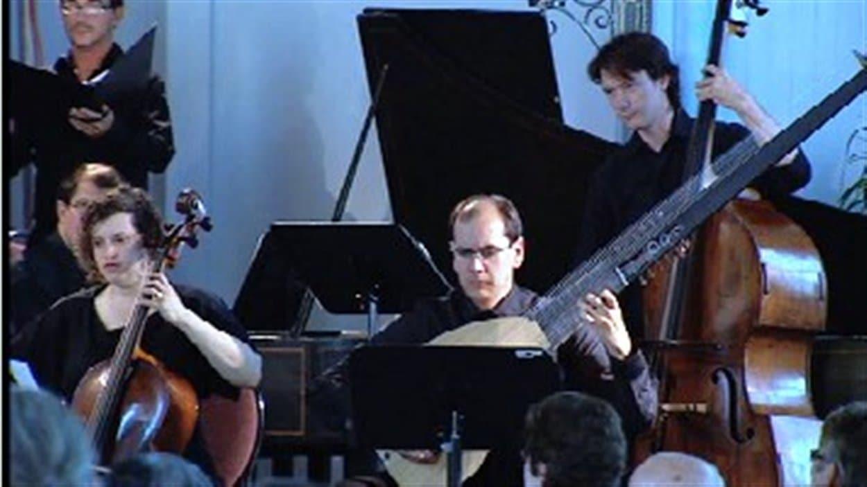 Le Festival international de musique baroque de Lamèque