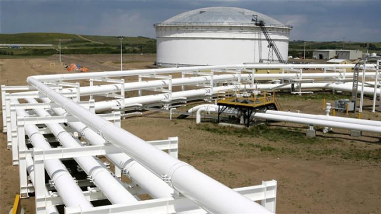 Pipeline d'Enbridge