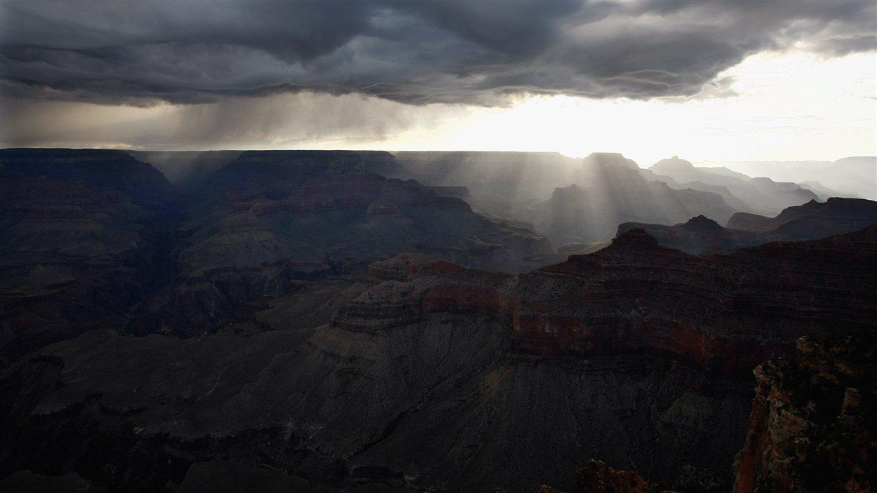 Le Grand Canyon, en Arizona