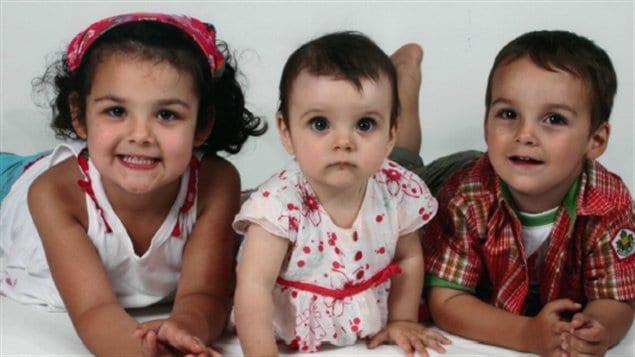 Les trois enfants