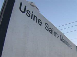 Usine Saint-Maurice