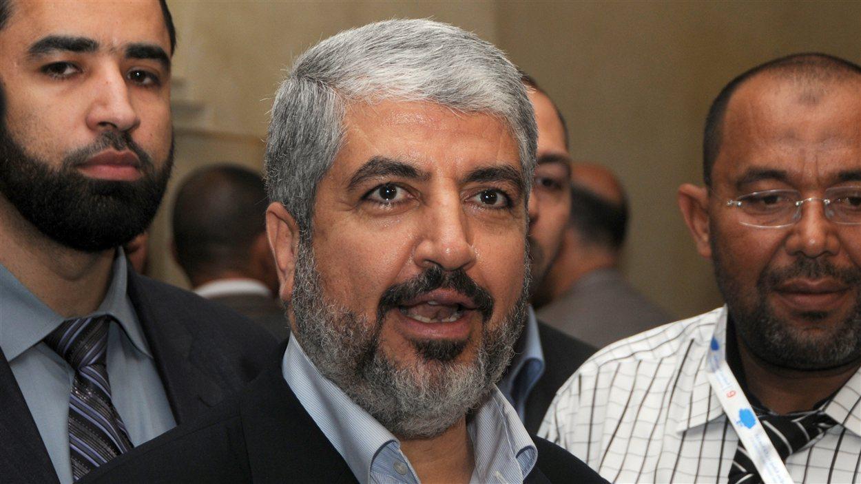 Khaled Mechaal