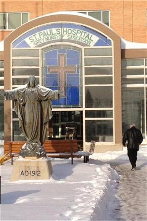 L'Hôpital St-Paul de Saskatoon