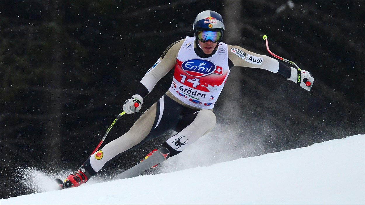Erik Guay à Val Gardena