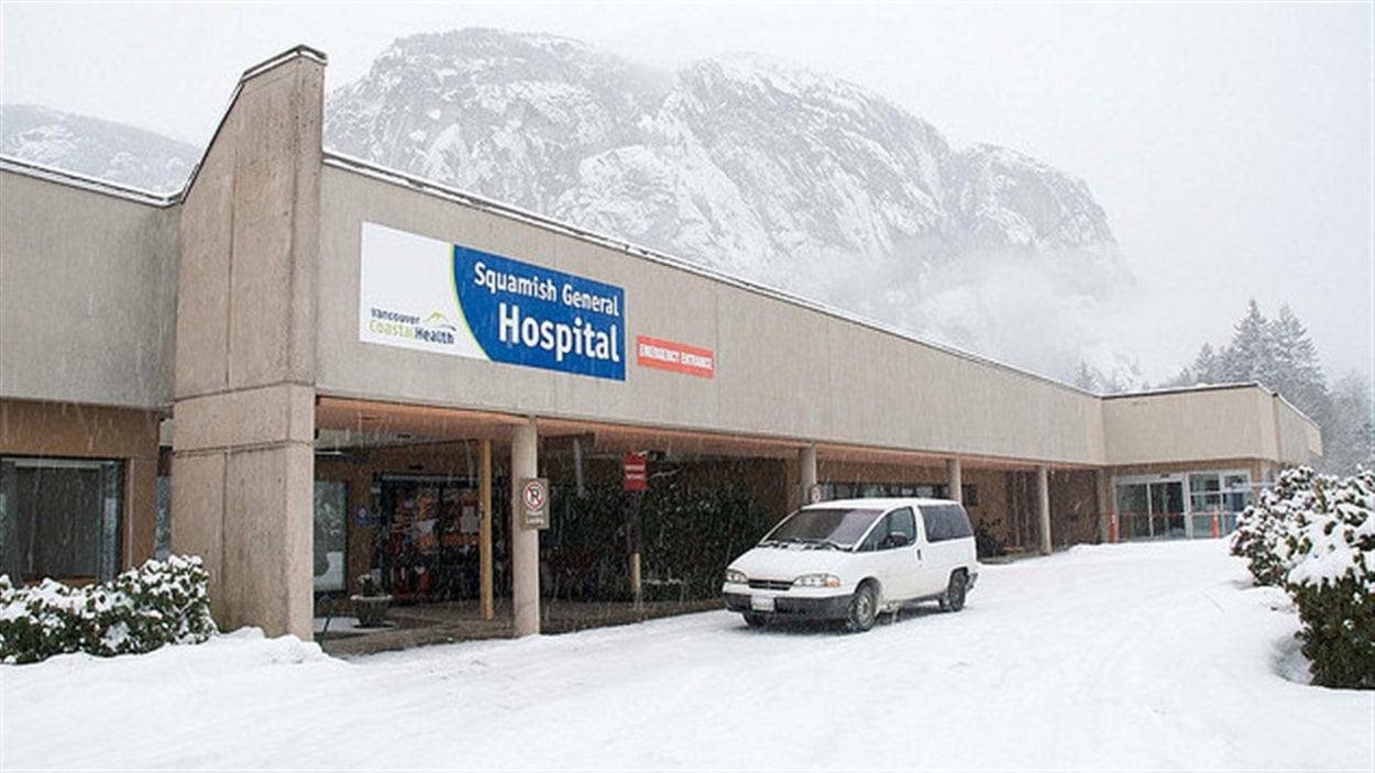 Hôpital général de Squamish