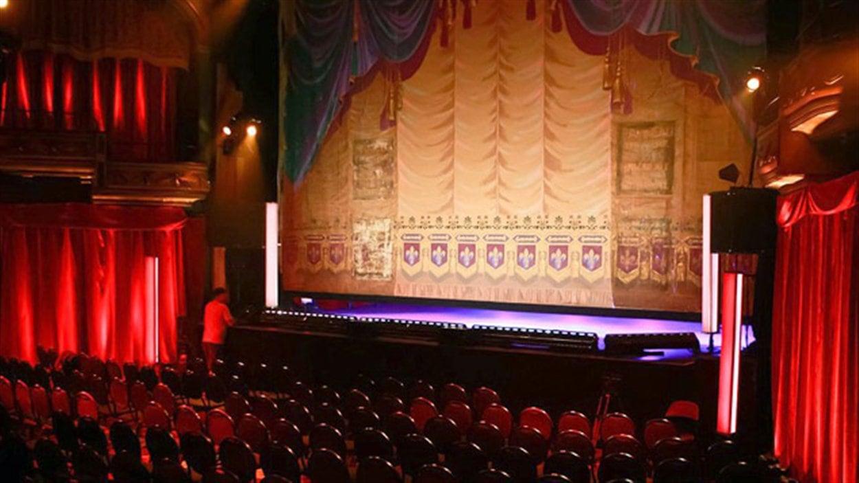 salle theatre corona