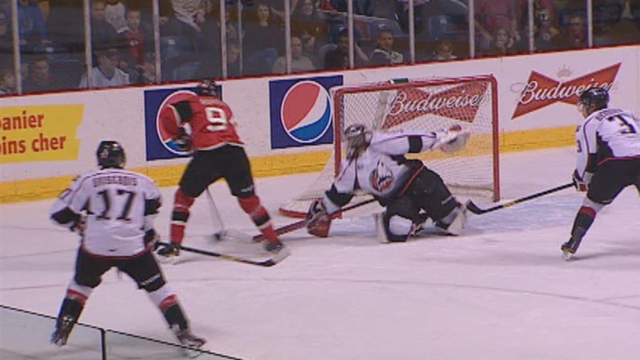 Nick Sorensen participera au Championnat mondial de hockey junior en Russie.