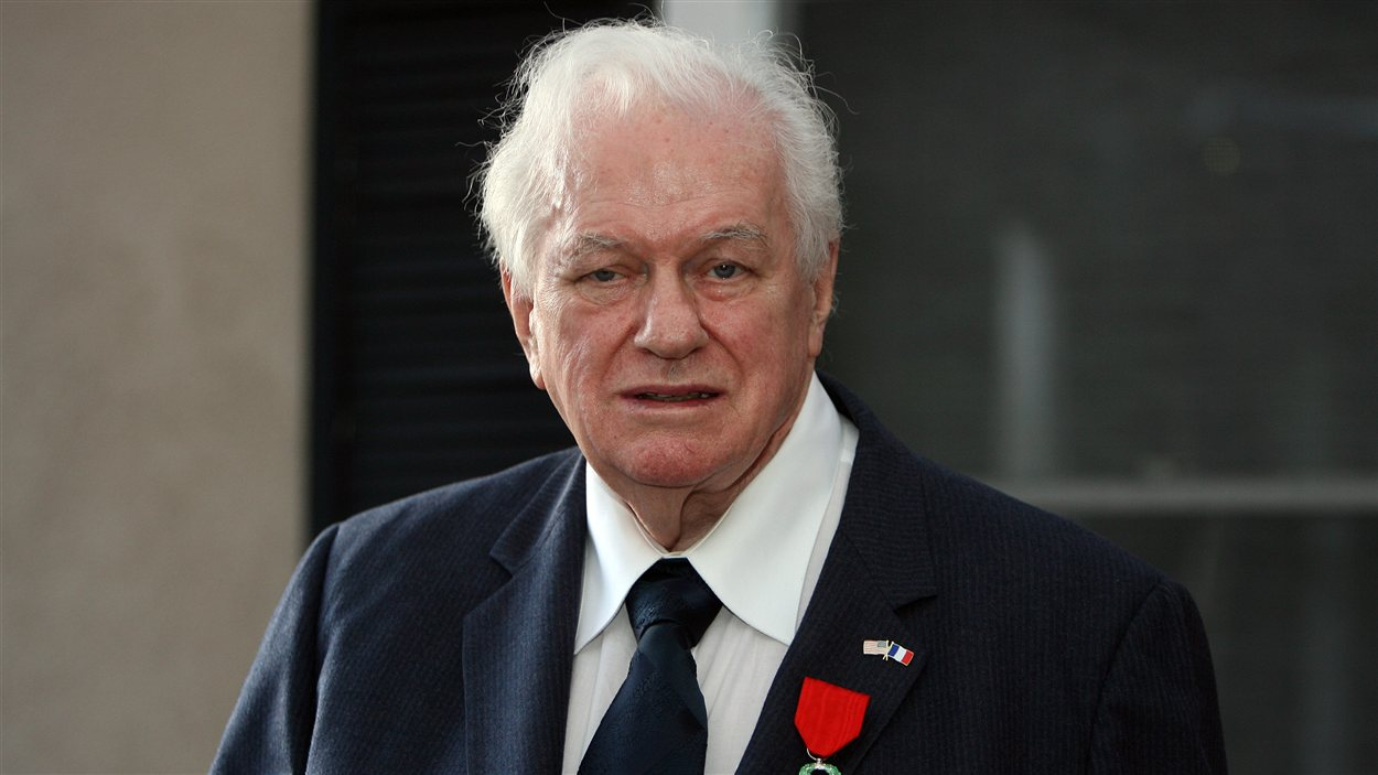 L'acteur Charles Durning
