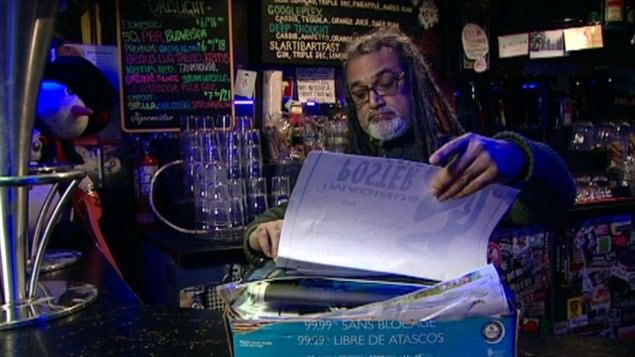 Eugene Haslon est propriétaire d'une boîte de nuit à Ottawa