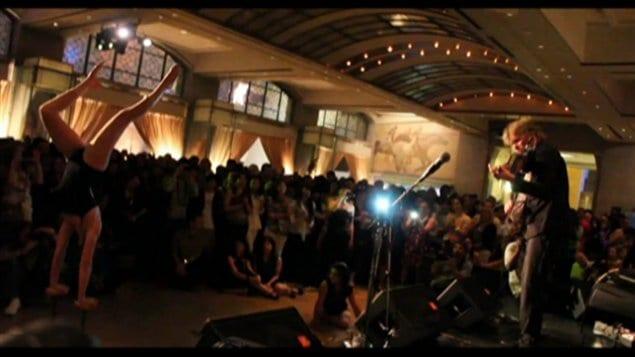 Le Musée royal de l'Ontario à Toronto organise des soirées une fois par mois.