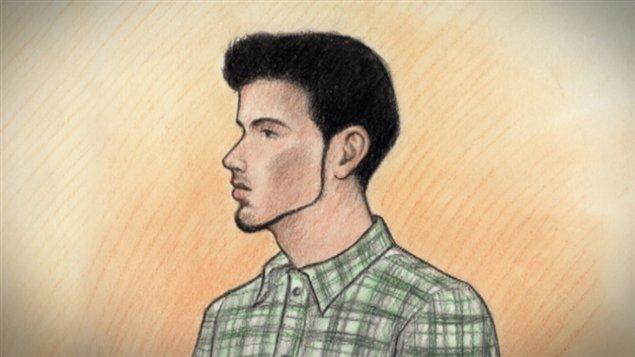Mourad Louati accusé de meurtre au deuxième degré.