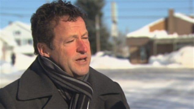 Le député caquiste de Nicolet-Bécancour, Donald Martel