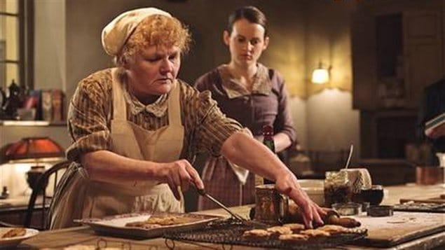 Mme Patmore et Daisy