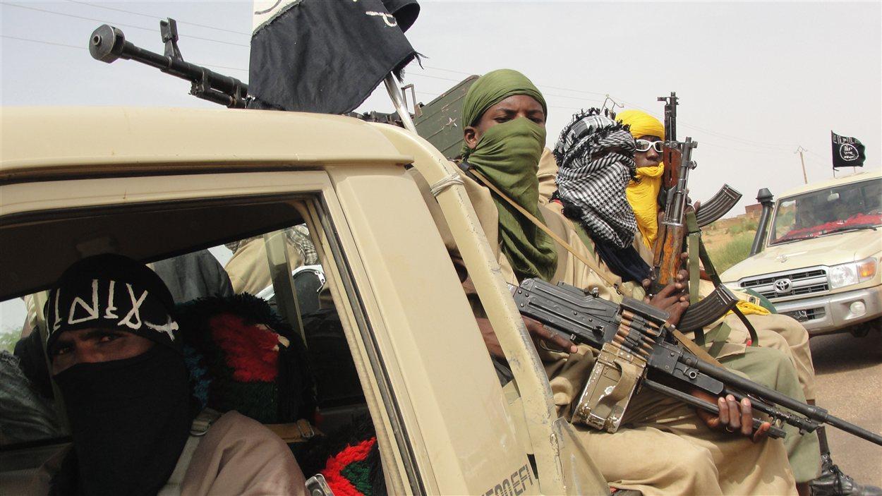 Groupe islamiste malien
