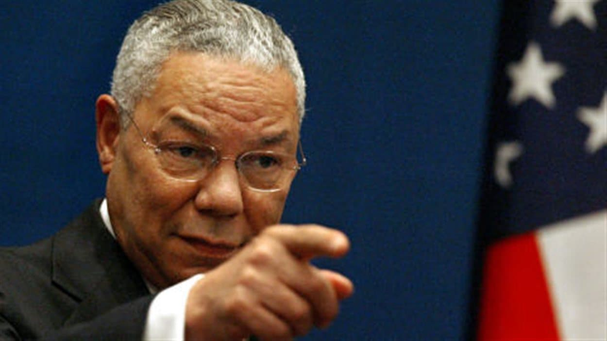Colin Powell (archives)