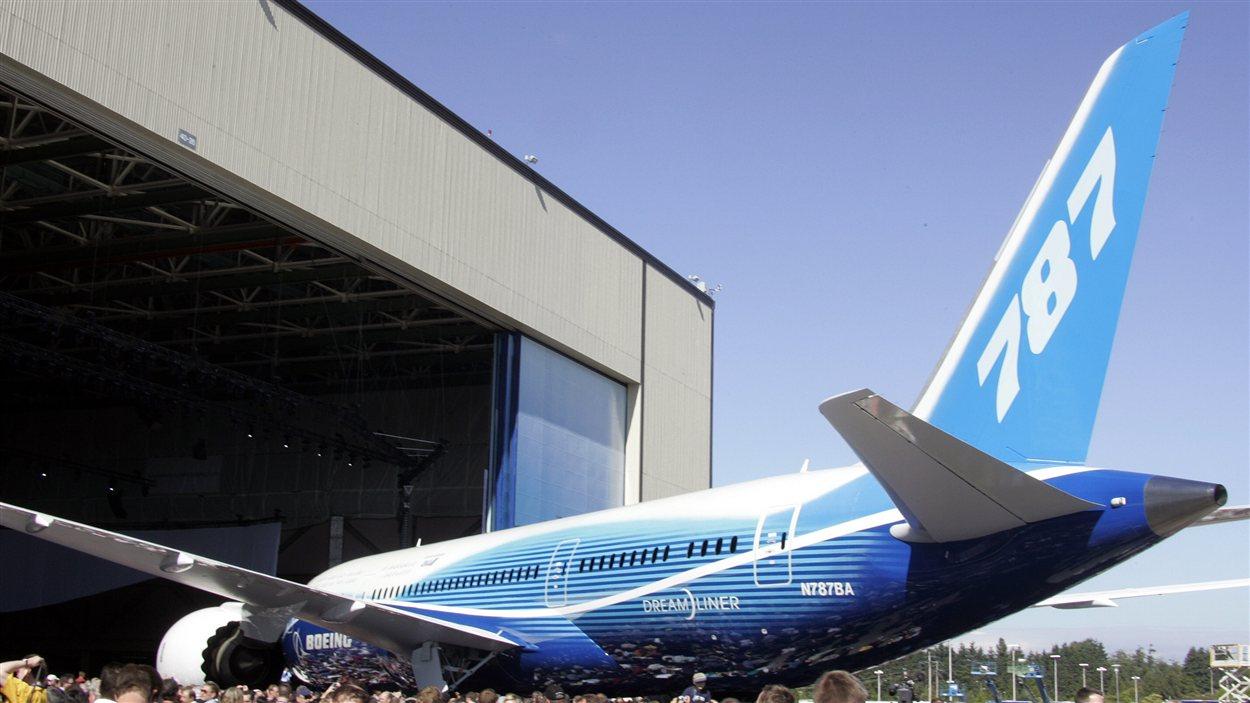 Un Boeing 787