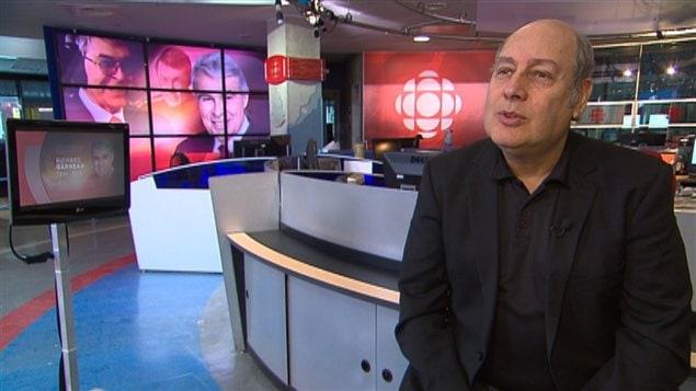 Alain Goldberg, analyste de patinage artistique canadien