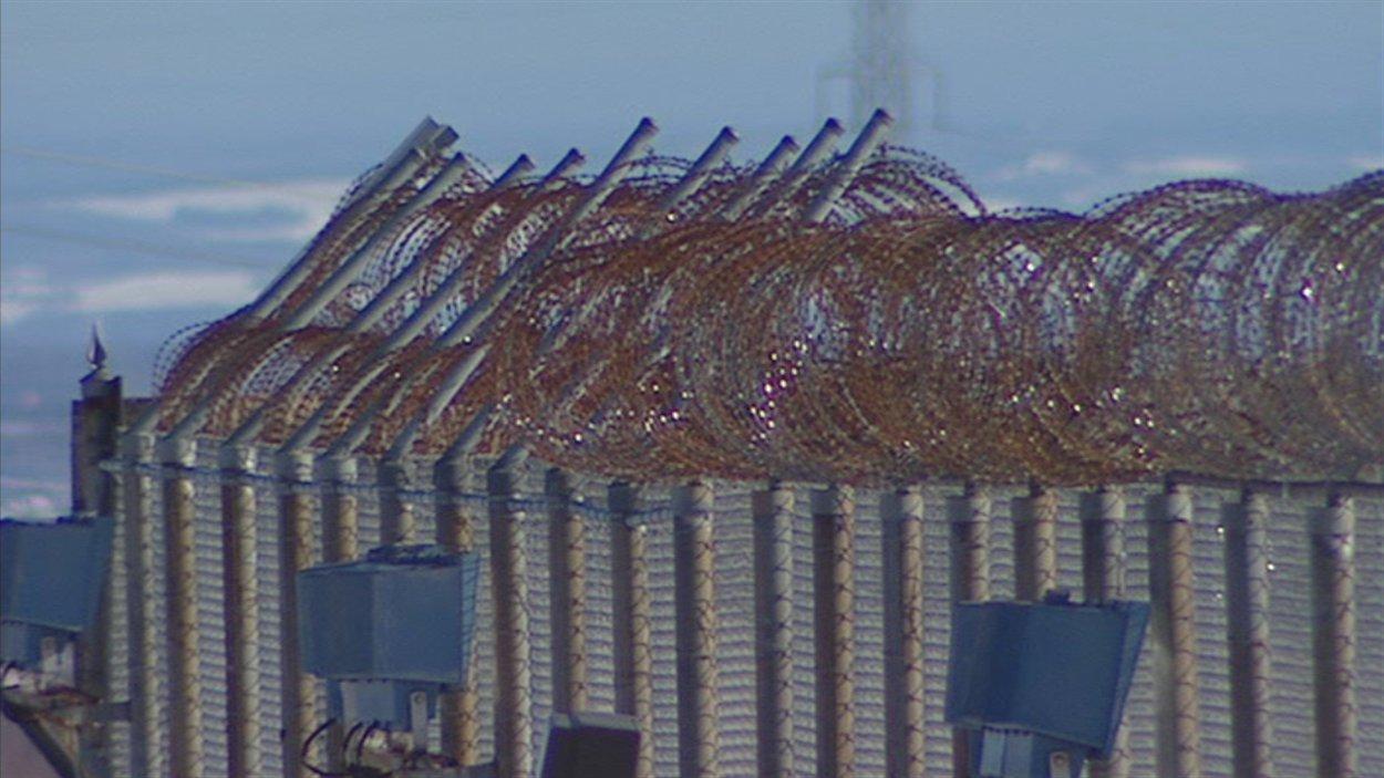 Centre de détention de Québec