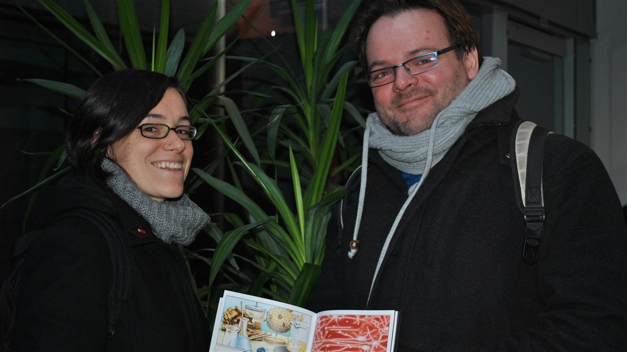 Jean Philippe et Marie Lamonde-Simard
