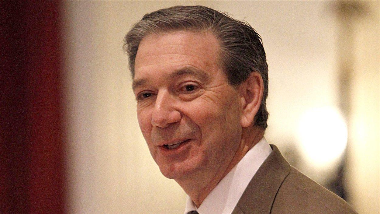 Le consul général du Canada en Nouvelle-Angleterre, Pat Binns