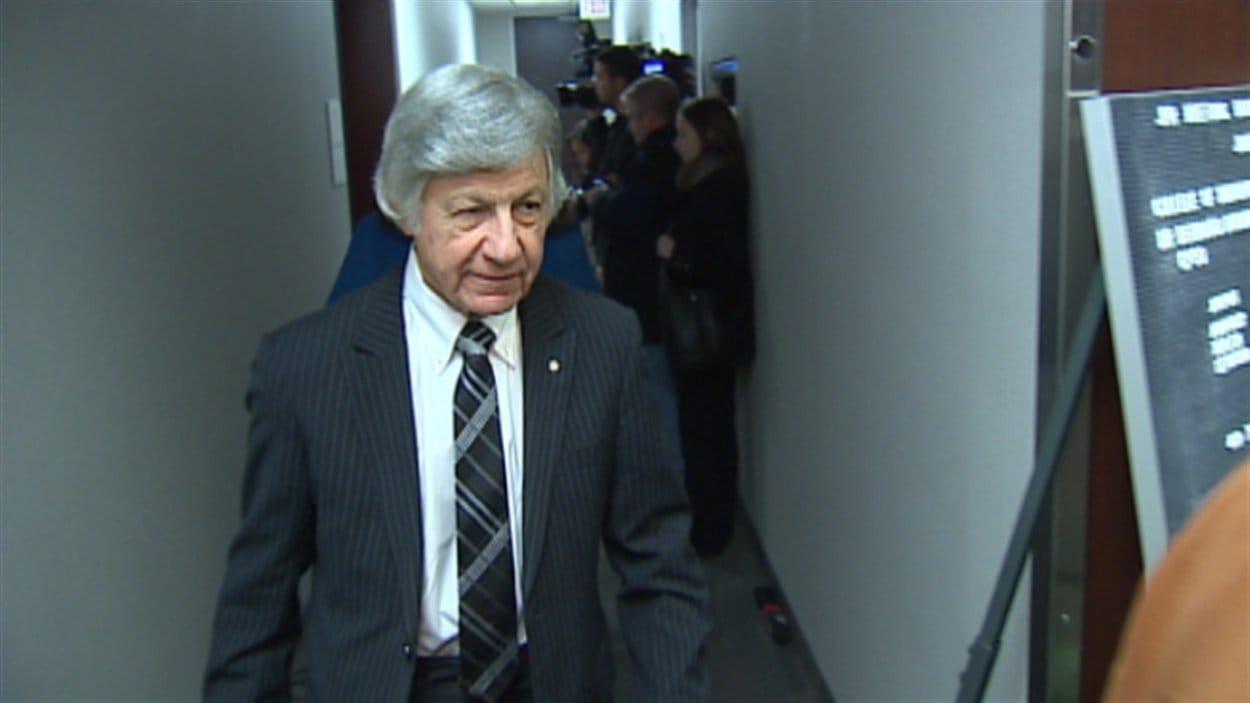 Le Dr Noman Barwin faisait face jeudi à une audience disciplinaire du Collège des médecins et chirurgiens de l'Ontario.