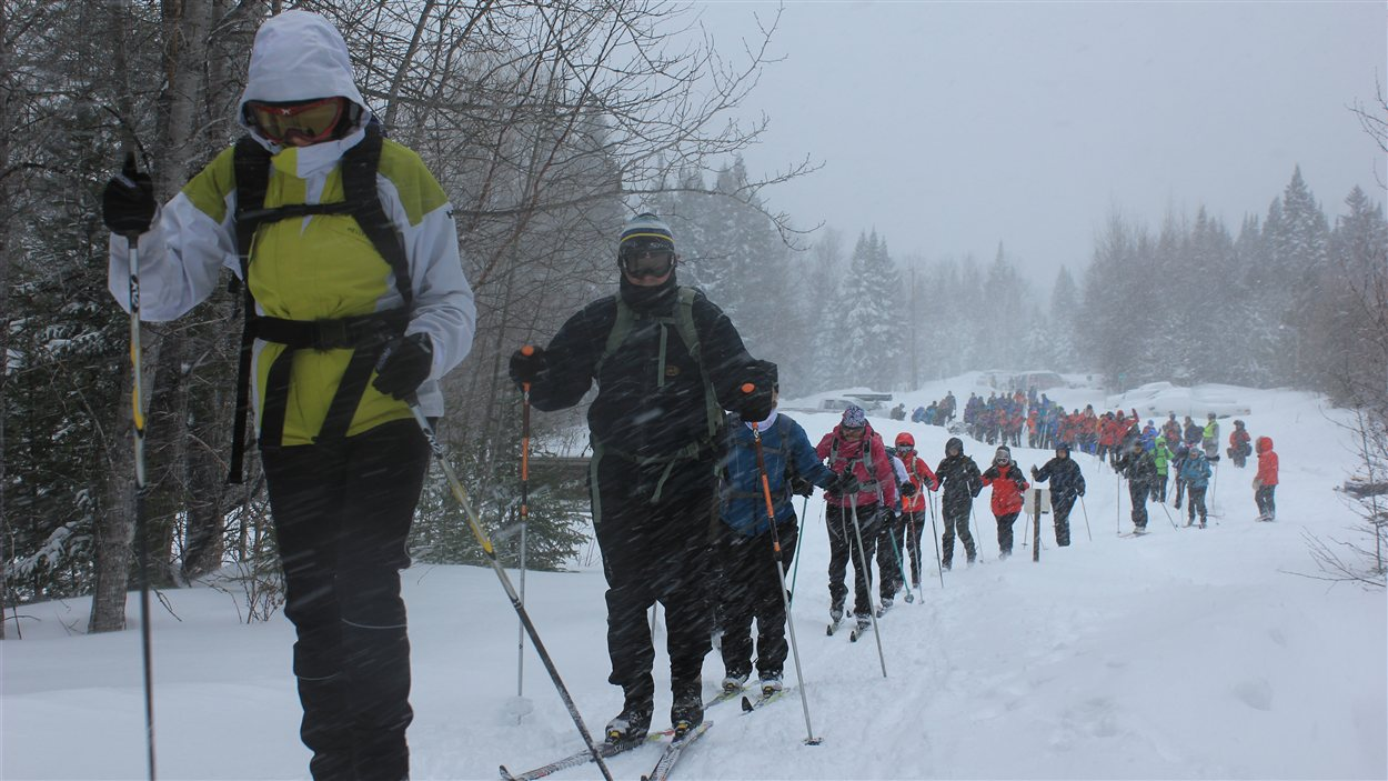 La Grande traversée en ski de fond de la Gaspésie